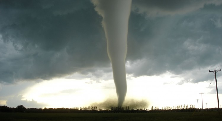 The Elie Manitoba Tornado